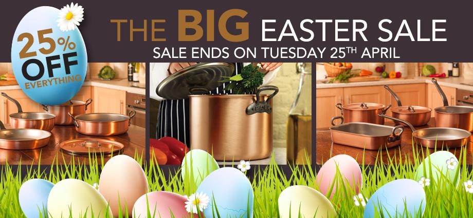 Falk Culinair 2017 Easter Sale