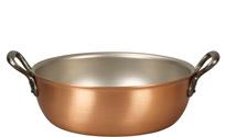 Falk 28cm Copper Stew Pan