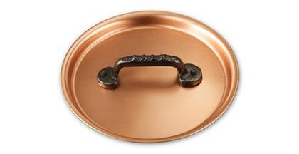 falk culinair classical 14cm copper lid