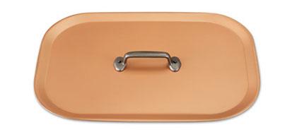 falk culinair classical 35cm x 23cm copper lid