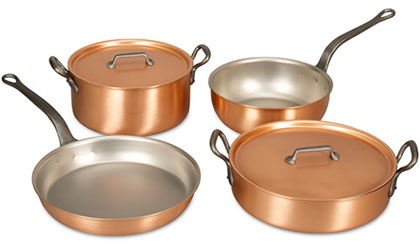 falk culinair classical family friendly set