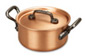 falk culinair classical 14cm copper casserole