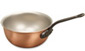 falk culinair classical 14cm copper saucier pan