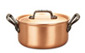 falk culinair classical 16cm copper casserole