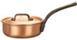 falk culinair classical 16cm copper saute pan