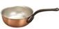 falk culinair classical 18cm copper saucier pan