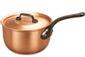 falk culinair classical 18cm copper sugar pan