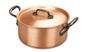 falk culinair classical 20cm copper casserole