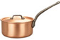 falk culinair classical 20cm copper sauce pan