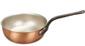 falk culinair classical 24cm copper saucier pan