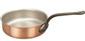 falk culinair classical 24cm copper saute pan