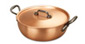 falk culinair classical 24cm copper stew pan