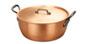 falk culinair classical 28cm copper jam pot