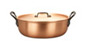 falk culinair classical 28cm copper stew pan