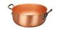 falk culinair classical 32cm copper jam pot