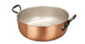 falk culinair classical 32cm copper stew pan